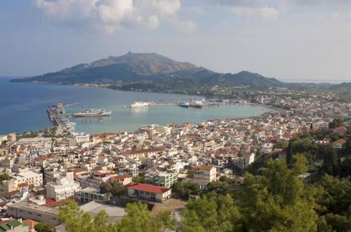 Zakynthos-Stadt