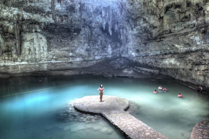 Suytun Cenote, Yucatan