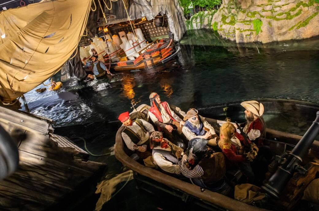 "Europa-Park ""Piraten in Batavia"""