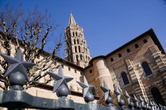 Basilique De St-Sernin