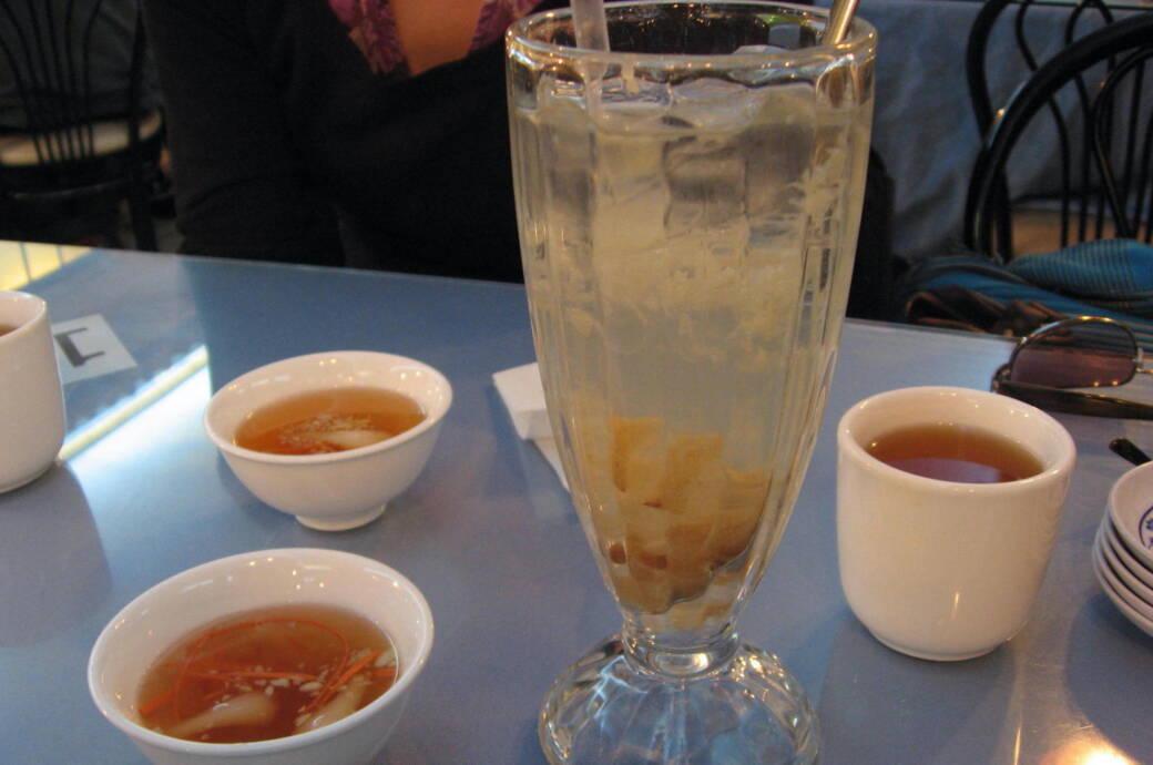 CHANH MUỐI- Getränk gegen Schwitzen