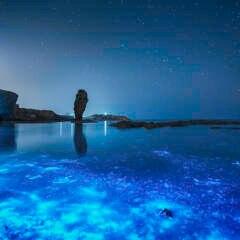 Meeresleuchten, China