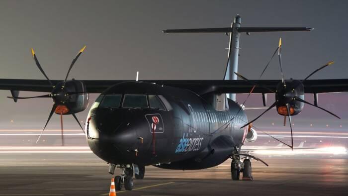 ATR 72 von Air Alsie aus Dänemark