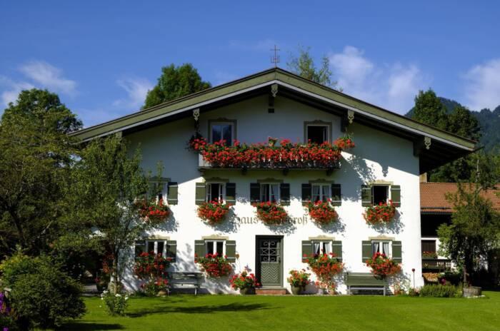 Bauernhof in Lenggries