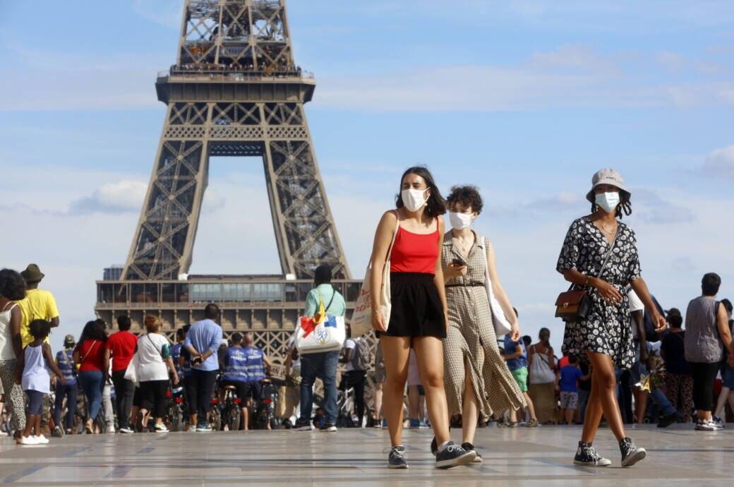 Paris Maskenpflicht