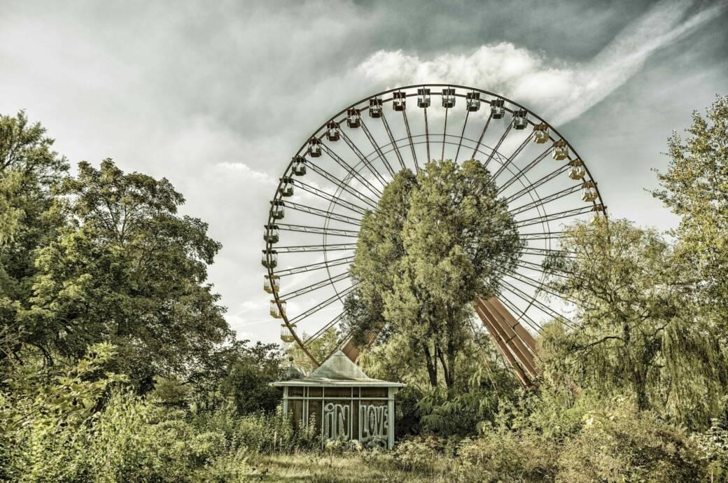 Spreepark – die Pläne für Berlins verlassenen Freizeitpark