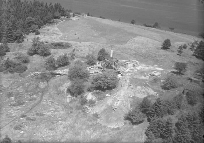 Oak Island im Jahr 1931
