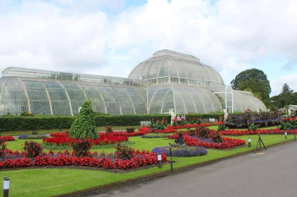 Kew Gardens Palmenhaus