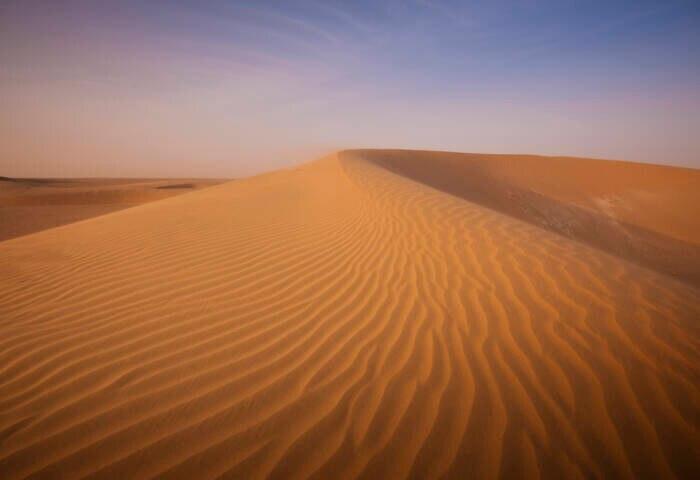 Wüste Kuwait