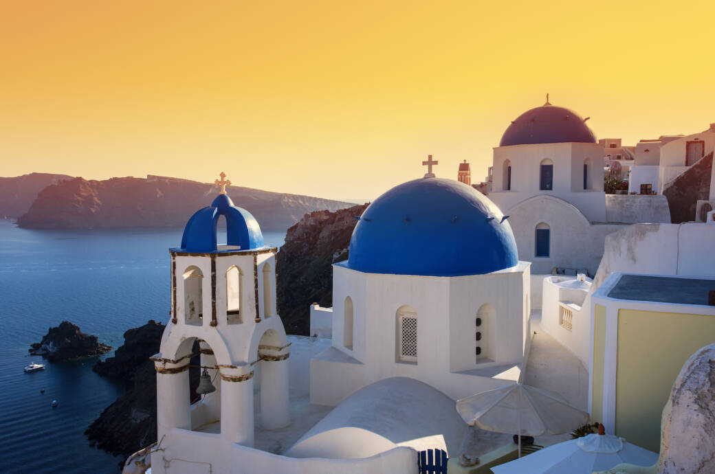 Santorin – Inselperle und Touristen-Hotspot in Griechenland