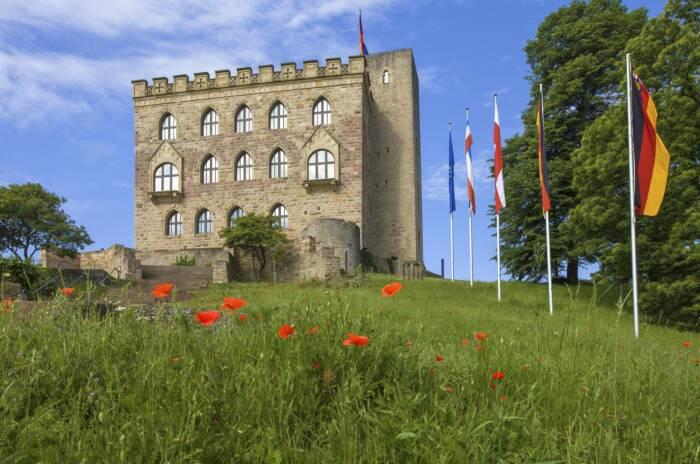 Hambacher Schloss, Neustadt an der Weinstraße