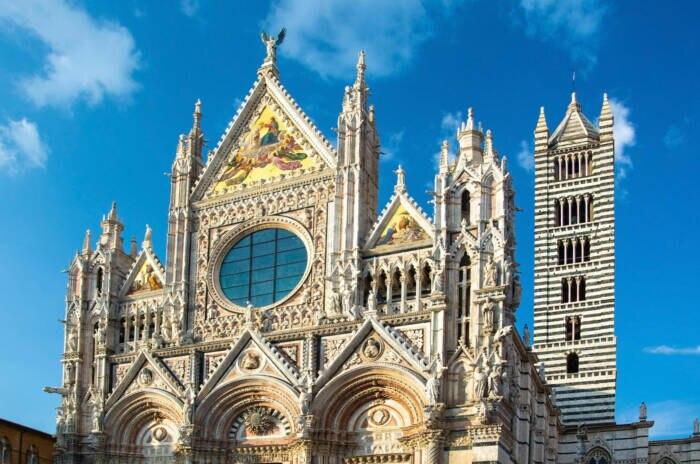 Dom von Siena, Toskana