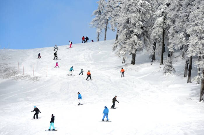 Skifahren Wurmberg