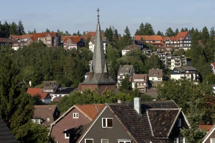 Trinitatis-Kirche in Braunlage