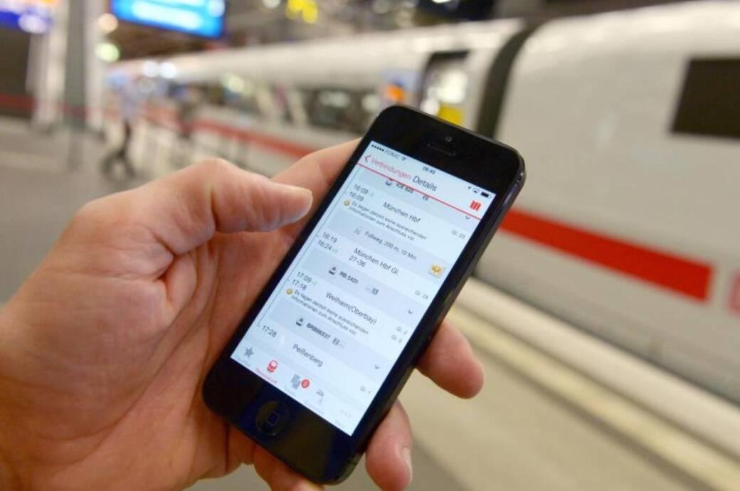 Digitalisierung bei der Deutschen Bahn