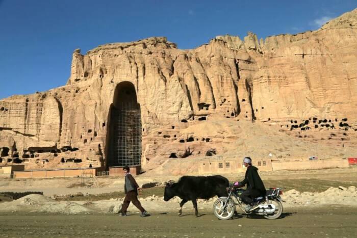 Bamiyan-Tal in Afghanistan