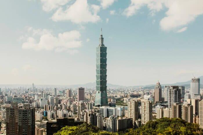 Anfang des Jahrtausends war der Taipeh 101 noch die Nummer 1, jetzt reicht es gerade noch für die Top Ten