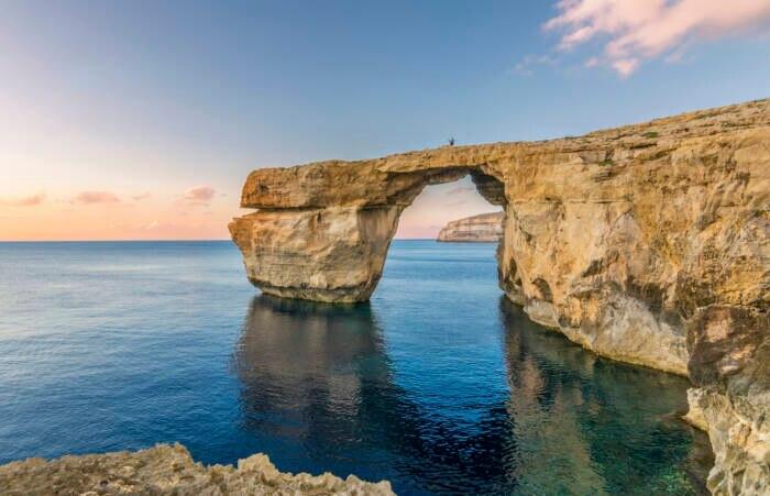 """""""Azure Window"""", Malta"""