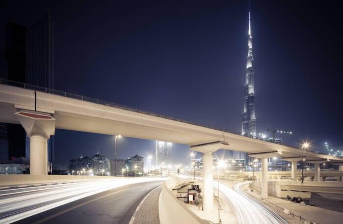 Der Burj Khalifa ist aktuell das höchste Gebäude der Welt