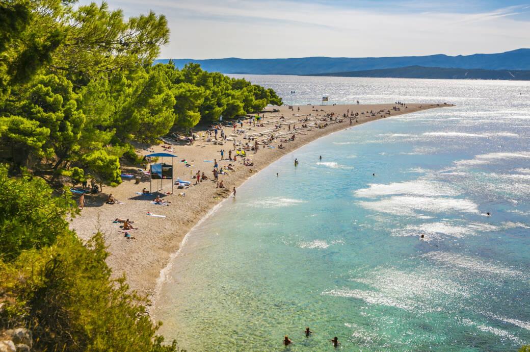 Brac Insel Kroatien