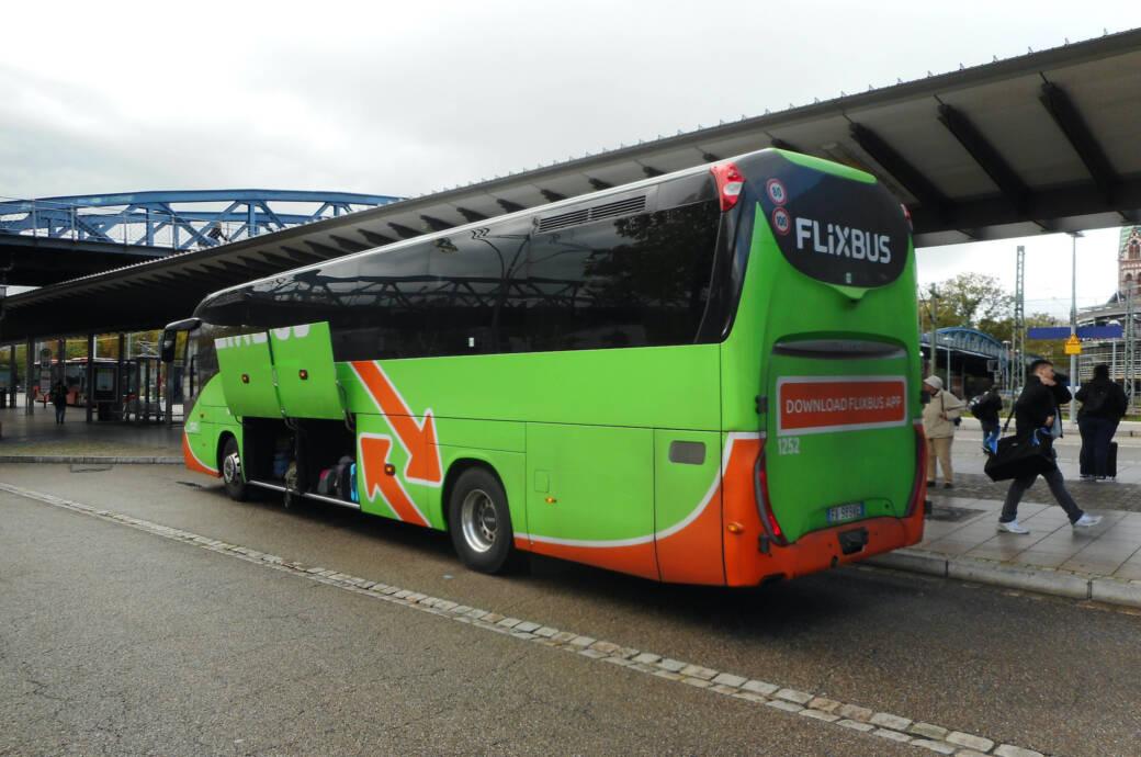 Flixbus Corona