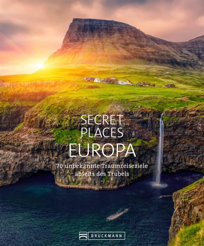 Buchcover Secret Places Europe