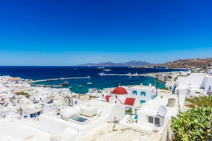 Mykonos ist eigentlich als Partyhotspot bekannt – doch die Insel ist auch ohne Partys absolut sehenswert