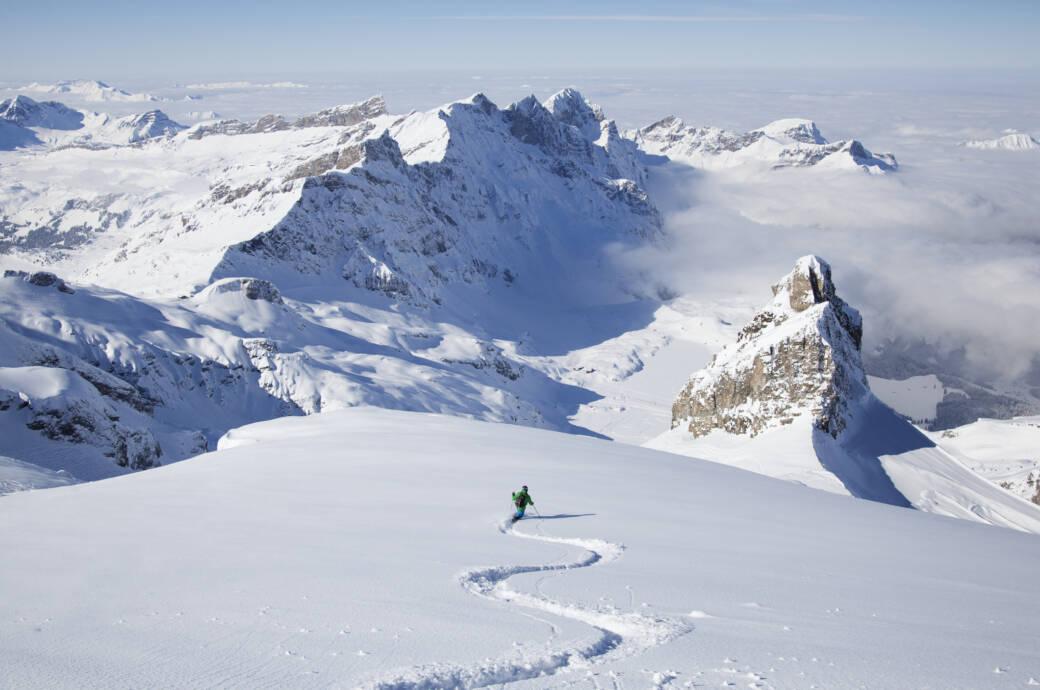 Trotz Corona wird wohl vielerorts Skifahren möglich sein – doch es muss auf einiges geachtet werden