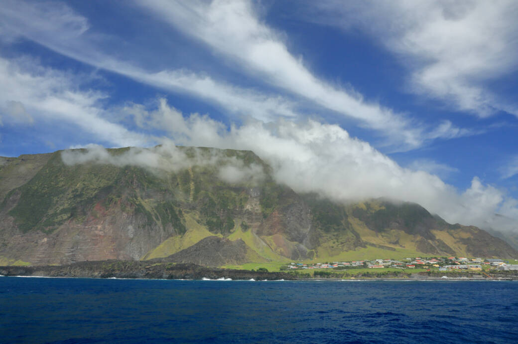 Willkommen auf Tristan da Cunha