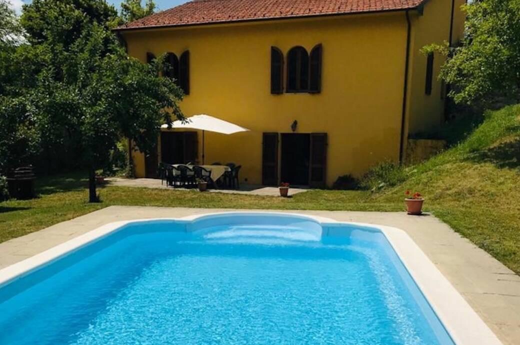 Ehepaar verlost seine Villa in der Toskana – für 29 Euro!