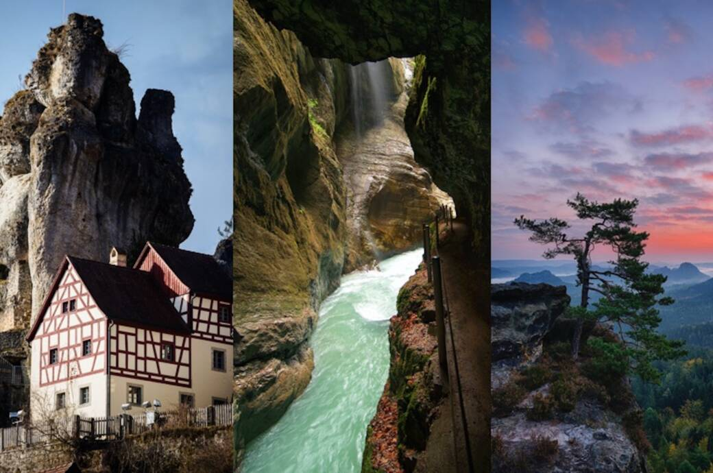 Naturwunder Deutschland