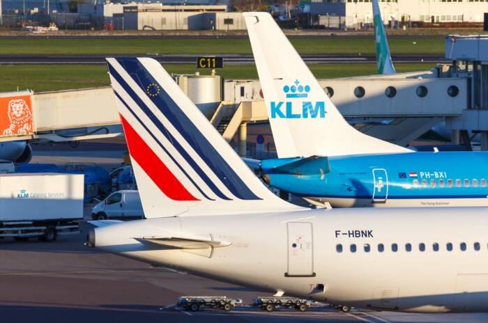 Air France und KLM