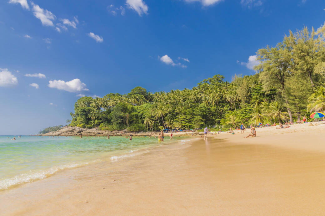 Thailand Tourismus Corona