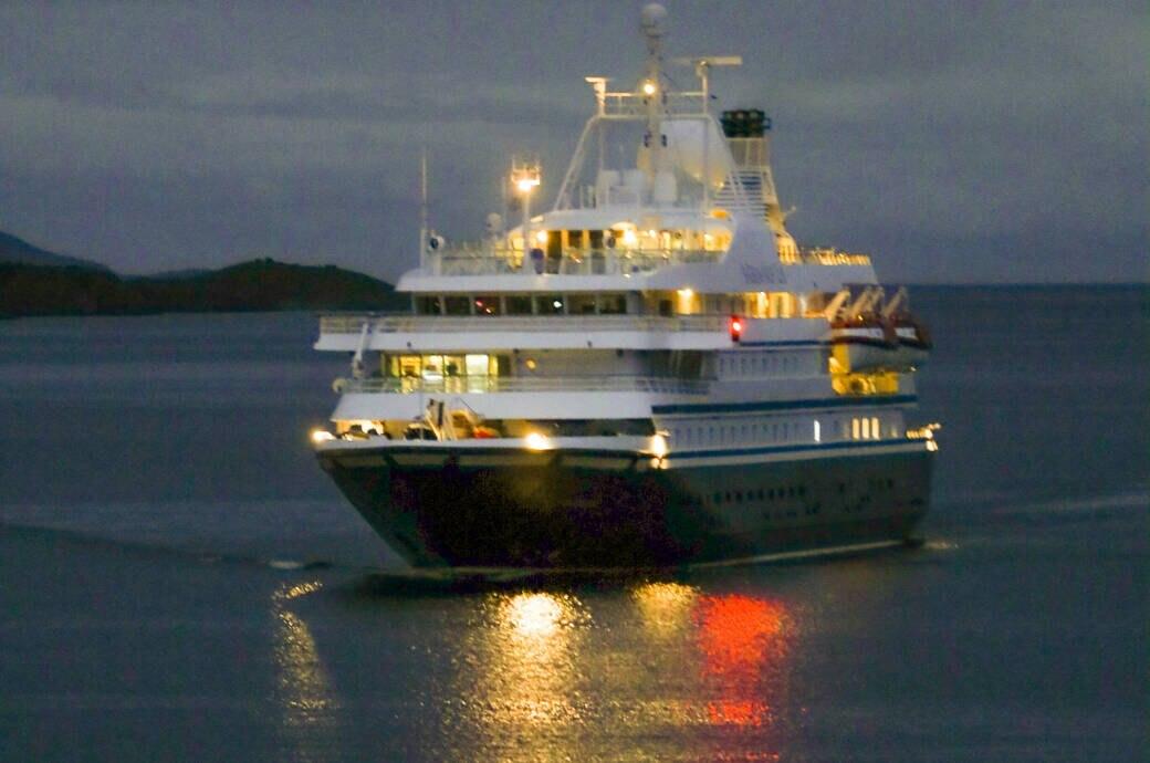 Kreuzfahrtschiff Sea Dream I