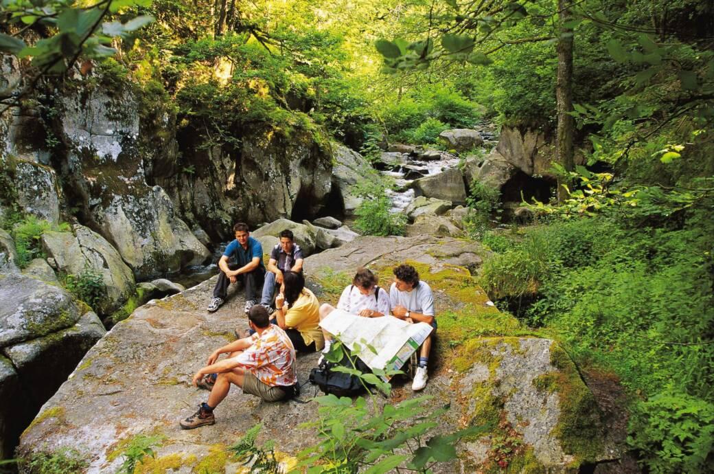 Wandern Hotzenwald