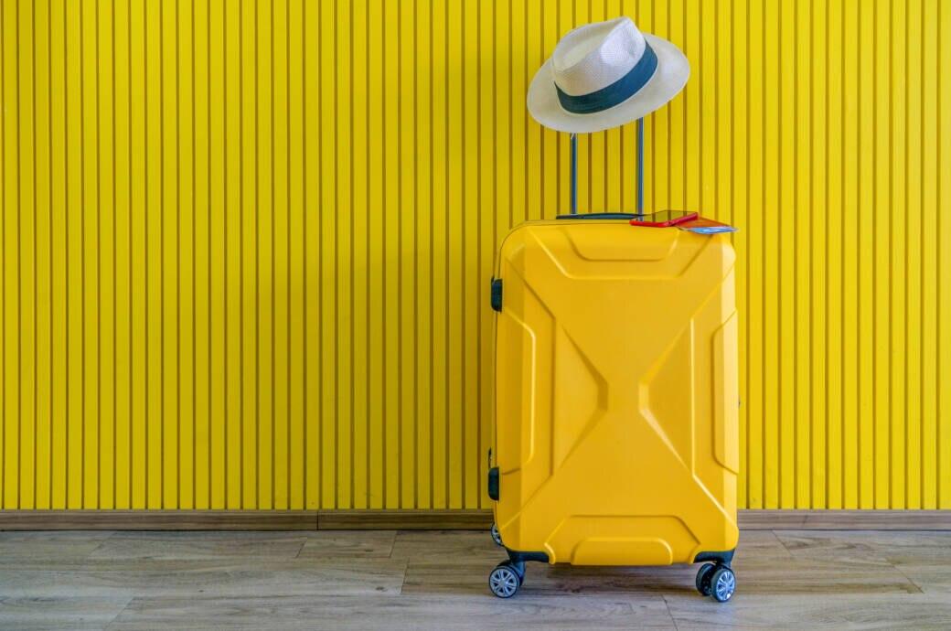Jetzt schon einen Koffer für den nächsten Urlaub kaufen – mit den Black-Friday-Angeboten bei Amazon können Sie richtig sparen