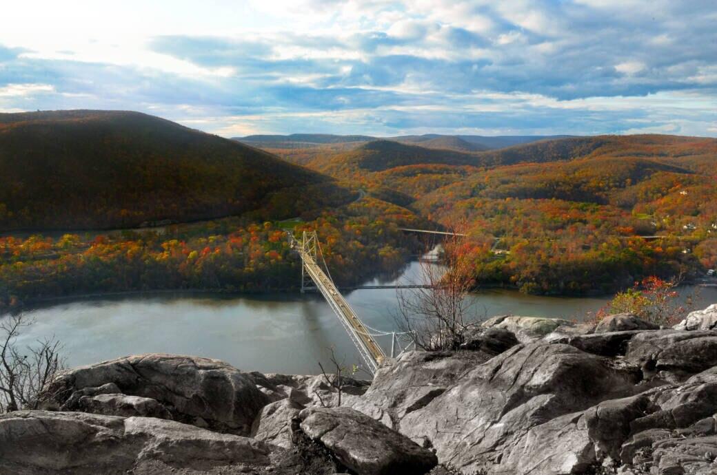 """Der neue Wanderweg """"Empire State Trail"""" führt durch den US-Bundesstaat New York bis nach Kanada"""