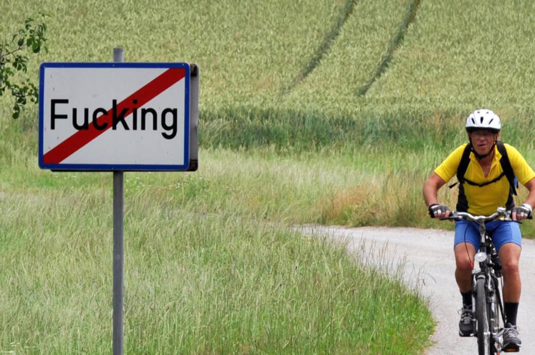 Ort Fucking in Österreich wird umbenannt