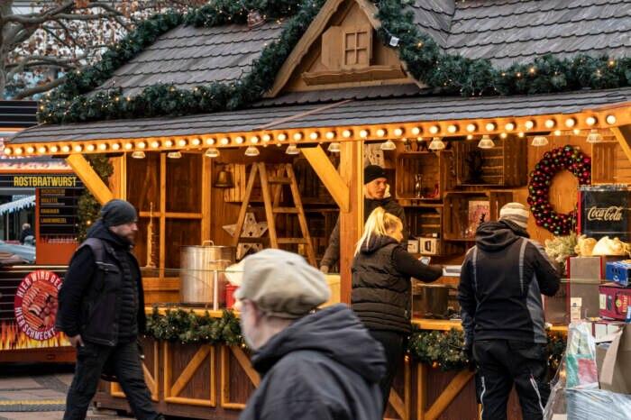 Dezentraler Weihnachtsmarkt 2020 Berlin
