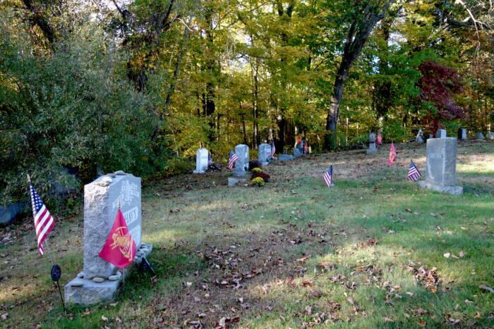 Union Cemetery, USA