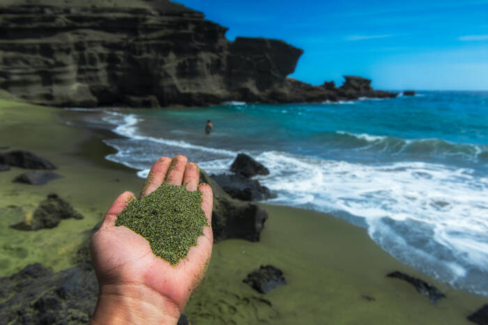 Papakolea, Hawaii