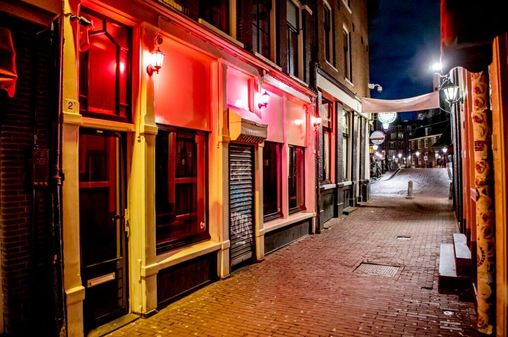 Corona Niederlande Amsterdam