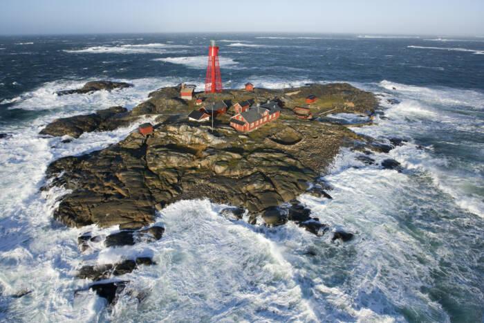 Pater Noster Schweden Insel