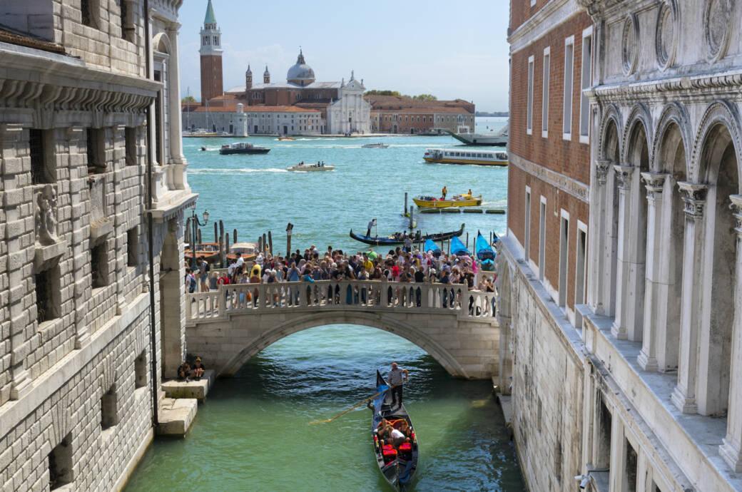Touristen in Venedig sollen bald überwacht werden