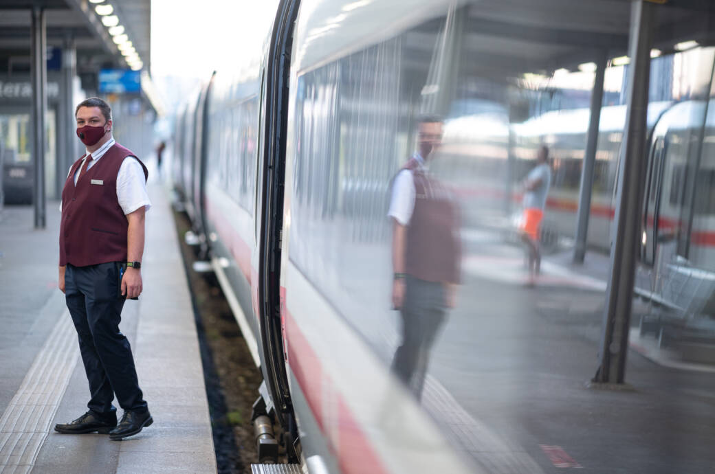 Mv Ticket Im Zug Kaufen