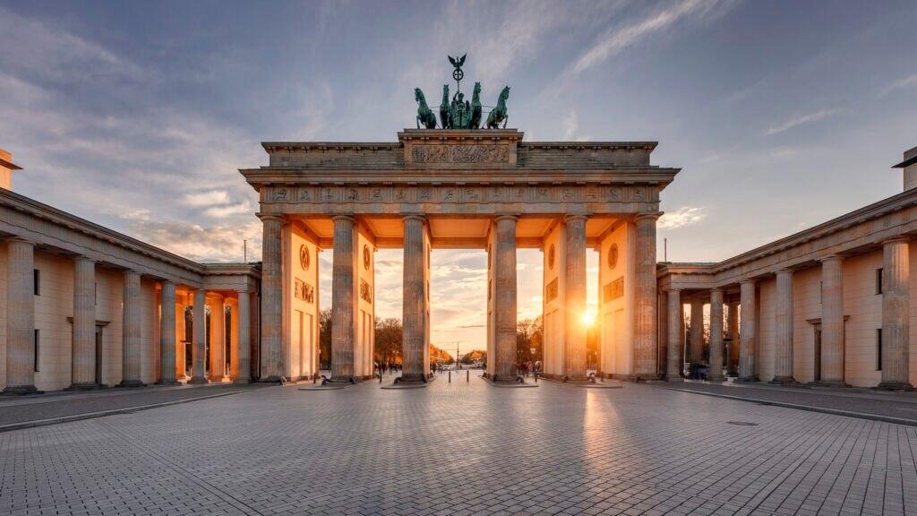 La Puerta de Brandeburgo la ha convertido en uno de los 20 edificios más bellos
