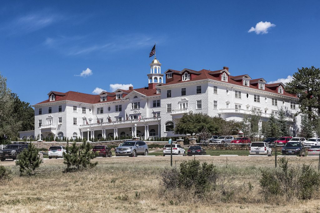 The Shining, Stanley Hotel, filming location