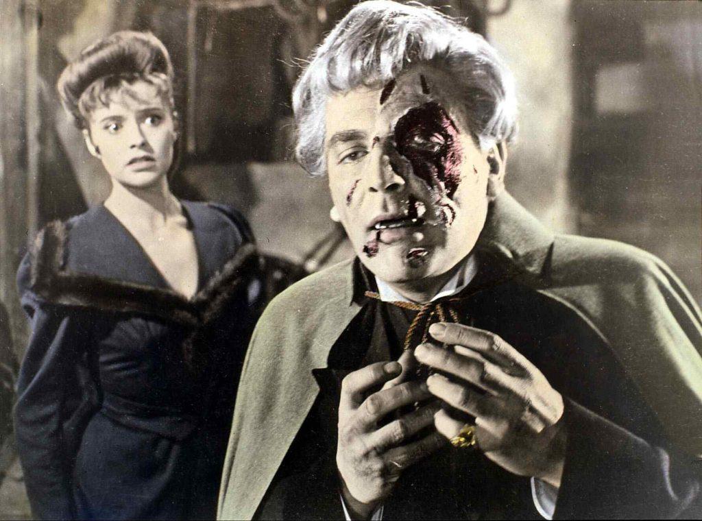 Horror film location, Dracula and his brides