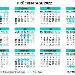 Brückentage 2022